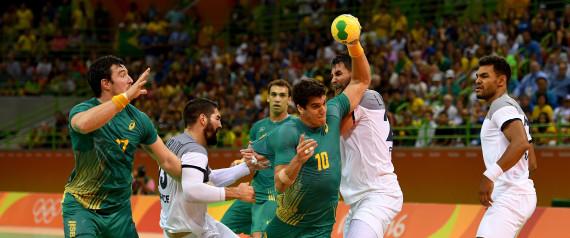 BRAZIL HANDBALL