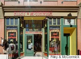 Western Wear Shop Riley & McCormick Is Riding Into The Sunset