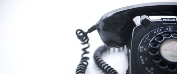 BUSINESS ROTARY PHONE