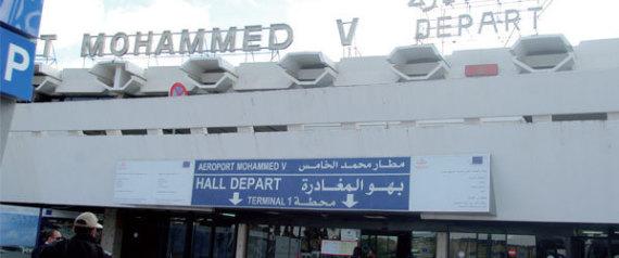 MOHAMMED V AIRPORT