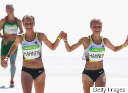 Officials Scold Twin Sisters For Crossing Olympic Finish Line Together