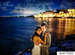 Ces 27 photos de mariages prises au crépuscule sont magiques