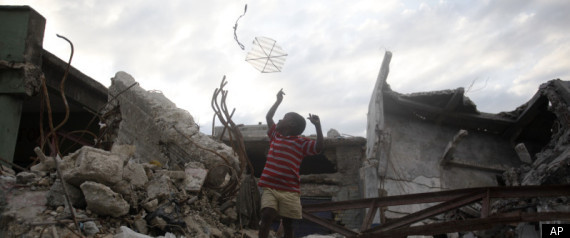Haiti Anniversary Earthquake