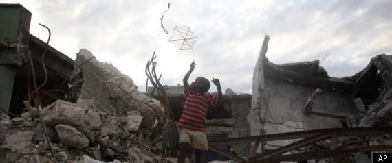 HAITI ANNIVERSARY EARTHQUAKE