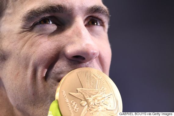 michael phelps gold medals