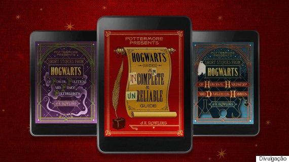 hogwarts book