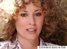 L'animatrice Andréanne Sasseville s'entretient sur son cancer du sein (VIDÉO)