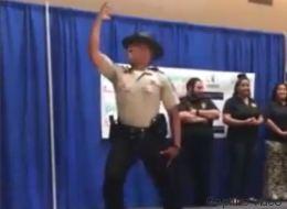 Ce policier américain danse comme jamais sur du Beyoncé