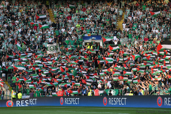 celtic palestin
