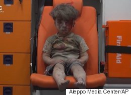 Haunting Image Of Boy In Ambulance Shows Reality Of Syria's War