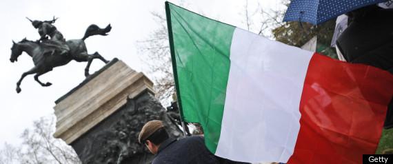 ITALY MAFIA EURO CRISIS