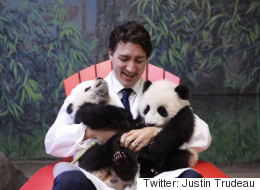 Trudeau's Headed To China