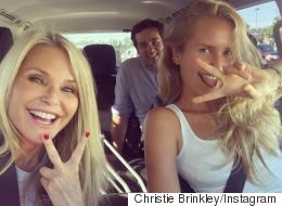Holy Crap, Christie Brinkley's Lookalike Daughter Is Starting College
