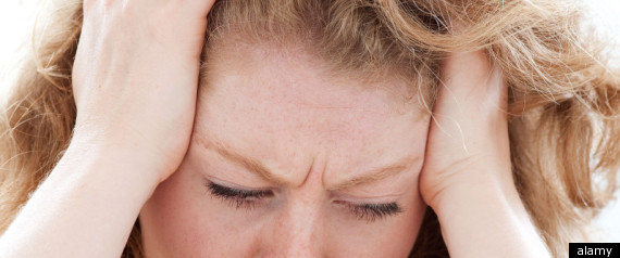 Stress Shrinks Brain