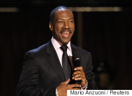 Eddie Murphy Has Lame Excuse For Not Changing Daughter's Diapers