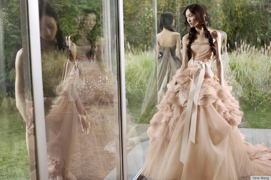 Vera wang spring 2012 ads get us in the marrying mood for Haute couture photoshoot