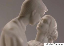 100 ans de gâteaux de mariage en quelques minutes