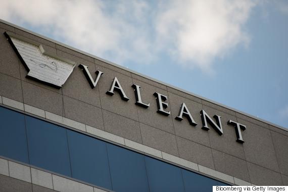 Valeant Pharmaceutials Jumps As Lenders OK Easier Debt Requirements