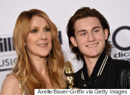 Celine Dion Is So Not Ready For Her Son To Start Dating Yet