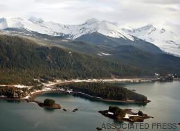 Les habitants d'une île de l'Alaska veulent déménager