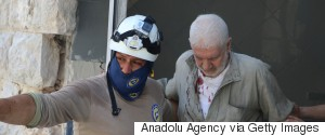 AID WORKERS SYRIA