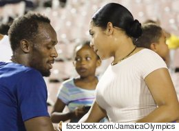 Usain Bolt Is Dating One Of Jamaica's Most Gorgeous Fashionistas