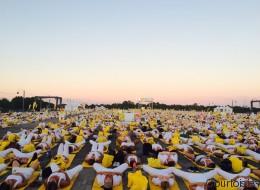 7 000 participants pour la 5e édition du Löle White Tour