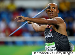 Damian Warner Captures Bronze For Canada