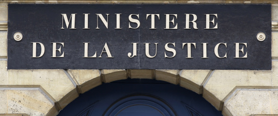 FRENCH JUSTICE MINISTRY