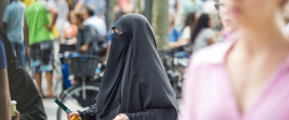 BURQA GERMANY
