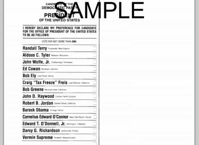 Barack Obama Wins New Hampshire 2012 Democratic Primary   HuffPost