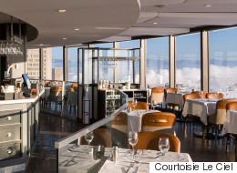 10 restaurants logés dans des hôtels de Québec