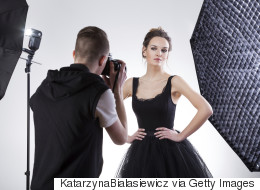The Making Of A Fashion Shoot Campaign
