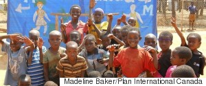 TANZANIAN REFUGEE CHILDREN