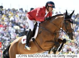 Canada's Eric Lamaze And His Fine Lady Prove Neigh-Sayers Wrong With Bronze Win