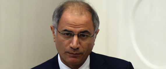 TURKISH INTERIOR MINISTER