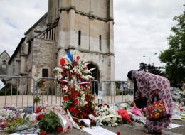 L'un des deux terroristes de Saint-Etienne-du-Rouvray a été inhumé