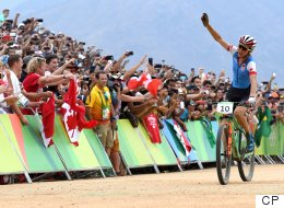Canada's Catharine Pendrel Bikes To Olympic Bronze