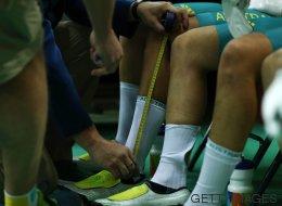 ¿Por qué se miden los calcetines en ciclismo en pista?