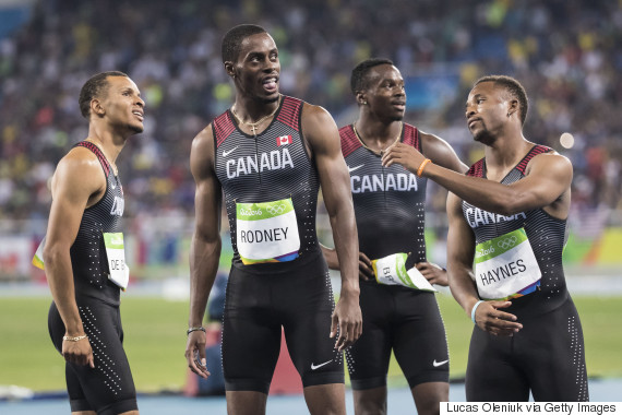 canada men relay