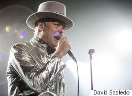 Gord Downie And Tragically Hip End Tour With Epic Show