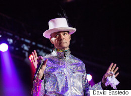 Gord Downie Uses Concert To Spur Trudeau On First Nations