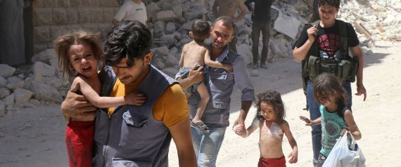 ALEPPO CHILDREN