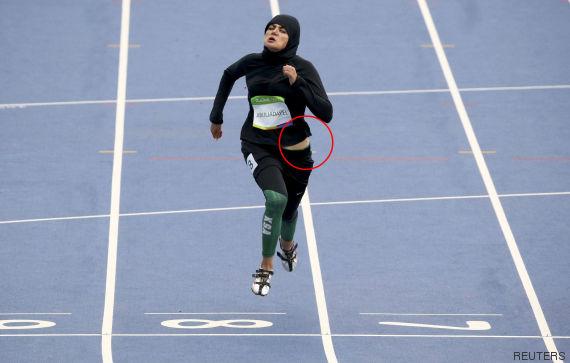 atleta arabia