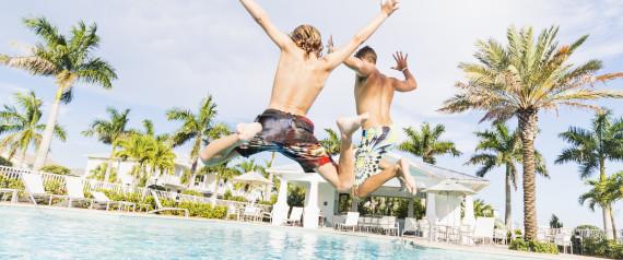 JUMP POOL CHILD