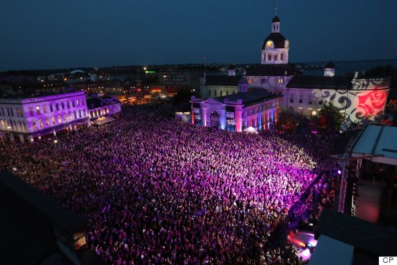 tragically hip kingston