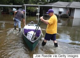 Inondations en Louisiane: les eaux se retirent, le nettoyage commence