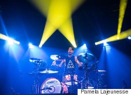 Blink 182 au Centre Bell: les grands ados s'amusent encore