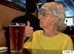 À 102 ans: voyez l'aliment qui est la clé de sa longévité (VIDÉO)