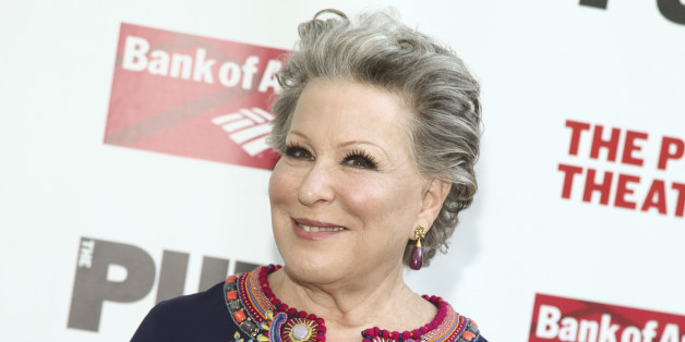 Bette Midler Kindaaaa Apologizes After Getting Heat For A Caitlyn Jenner Tweet